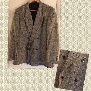 Macy's Tweed Men's Sport Jacket